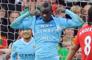 Mario Balotelli why always me?