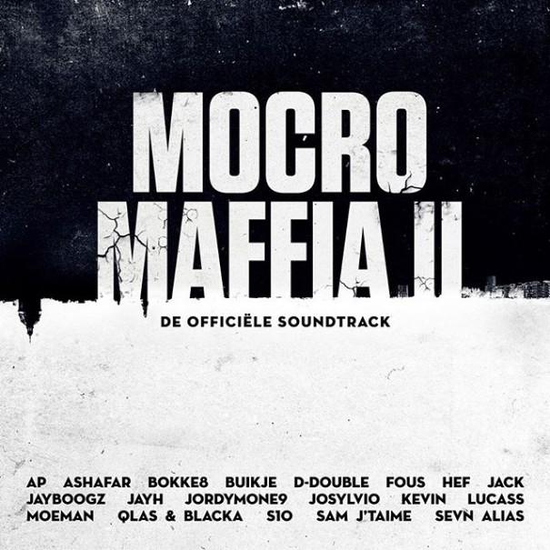 Mocro Maffia 2 soundtrack