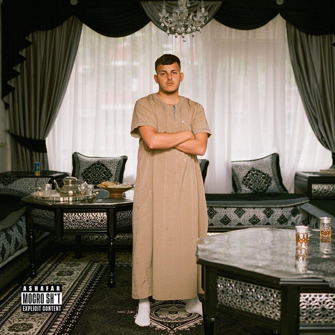 Ashafar Mocrosh*t album