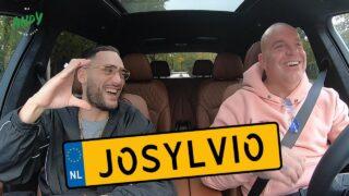Bij Andy In De Auto met Josylvio