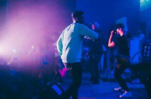 Optreden Rapper