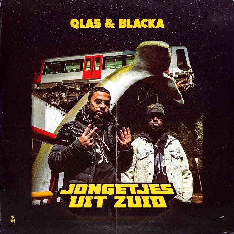 Qlas & Blacka - Jongetjes Uit Zuid